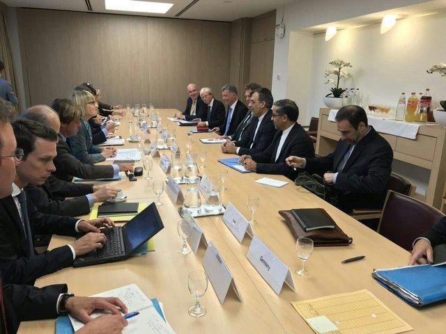 برگزاری سومین دور گفت وگوهای ایران و اتحادیه اروپا در ارتباط با بحران یمن