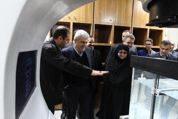 افتتاح پارک فناوری سلامت، راه اندازی دستگاه شتابدهنده خطی پزشکی