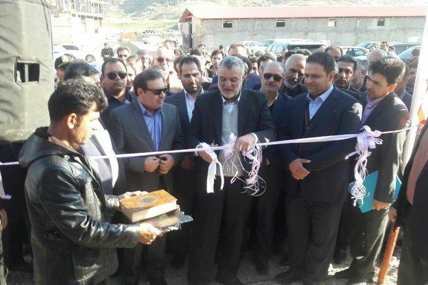 مجتمع پرورش ماهیان خاویاری در پلدختر افتتاح شد
