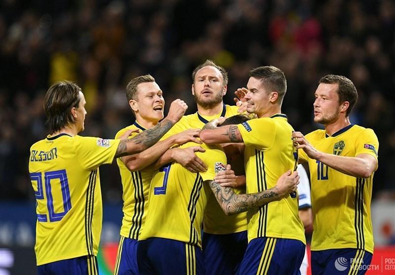 نایب رئیس یوفا رئیس فدراسیون فوتبال سوئد شد
