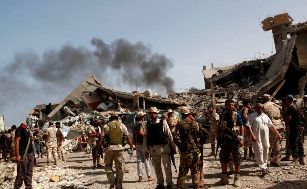 هند خواهان خروج فوری شهروندان خود از لیبی شد