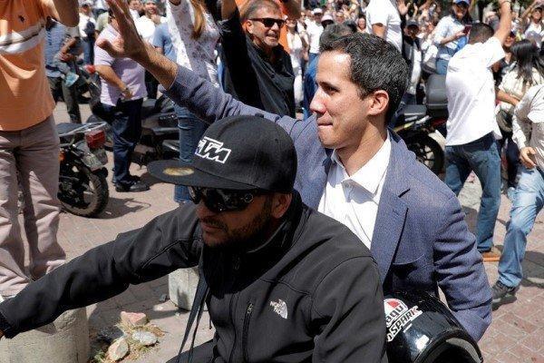 احتمال قتل گوایدو از سوی سازمان سیا برای توجیه حمله به ونزوئلا