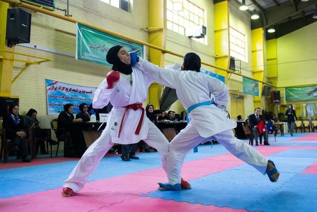 چالاکی به فینال کاراته وان دبی رسید، برزگر به دنبال مدال برنز