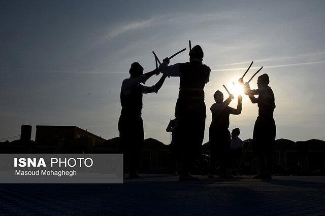 جشنواره ملی اقوام ایرانی در گرمسار