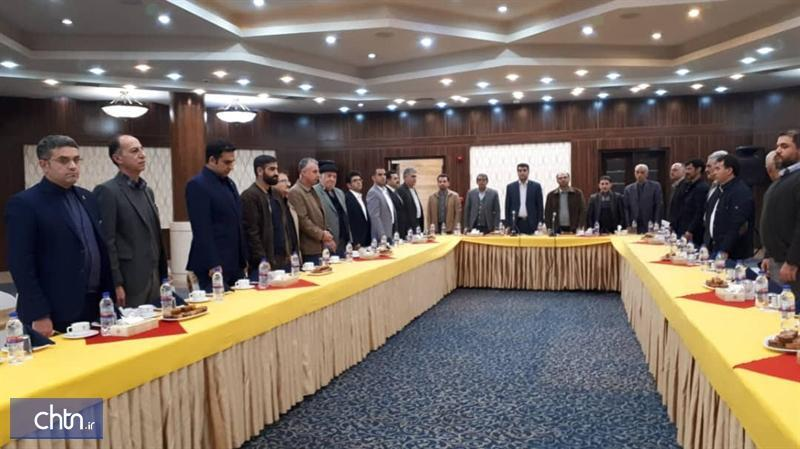 هیئت مدیره جامعه هتل ها و هتل آپارتمان های استان کرمانشاه تشکیل شد