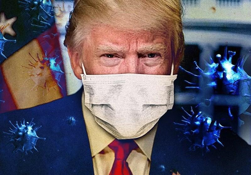 نشست اضطراری در کاخ سفید درباره احتمال ابتلای ترامپ به کرونا