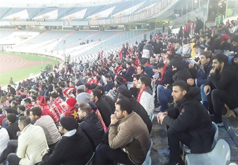 محرومیت 5 طرفدار پرسپولیس از ورود به استادیوم ها
