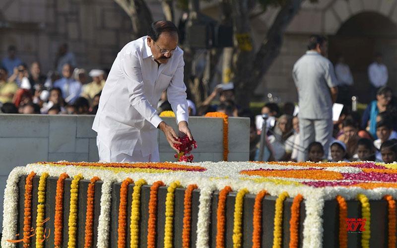راج گات، بنای یادبود مهاتما گاندی در دهلی