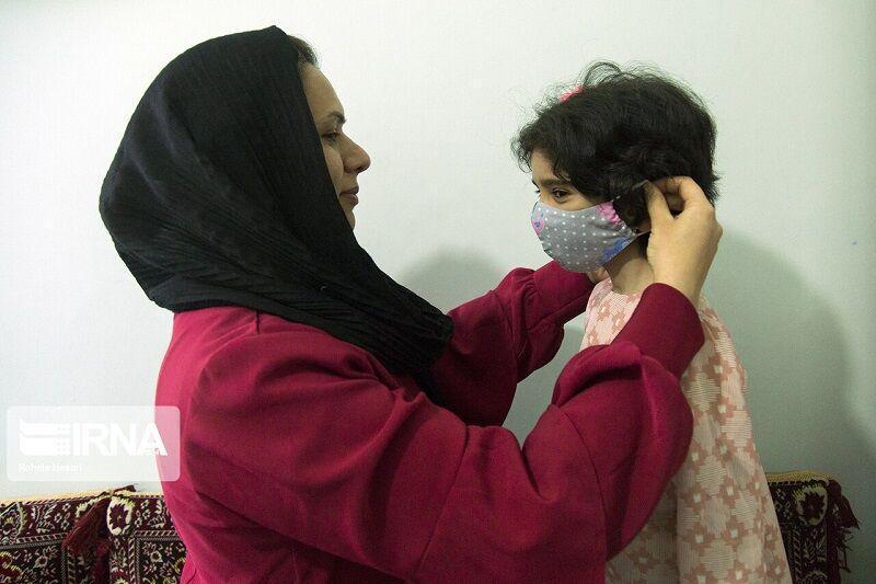 خبرنگاران مادران و بچه هایی که با ظهور کرونا سرگردان شده اند